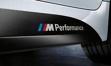 GENUINE BMW 3 SERIES F30 F31 M PERFORMANCE SILL DECAL 51192240983