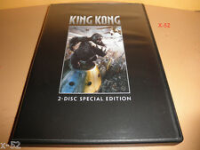 KING KONG 2 disc DVD special edition PETER JACKSON Naomi Watts JACK BLACK