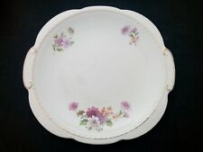 Swinnertons Staffordshire Majestic Vellum , Cake Plate/Sandwich Plate
