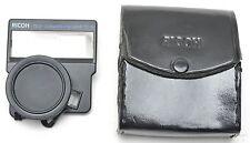 Ricoh Tele Conversion Lens (TC-9) w/case