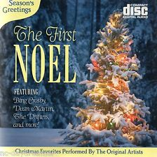 """THE FIRST NOEL: Christmas Favorites, 2010 """"What Child Is This"""",""""Silent Night"""""""