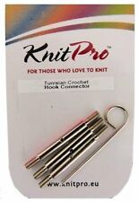 KnitPro Tunisian / Afghan Crochet Hook Connectors KP10517