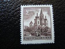 AUTRICHE - timbre - yvert et tellier n° 868 n** - stamp austria (A3)