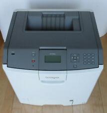 Lexmark C734DN Farblaserdrucker Netzwerk USB