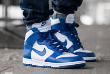 Nike Dunk Retrò QS Sneaker con Hi Tops Ltd Edition-UK 8 (EU 42.5) - Royal