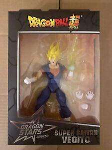 NEW! Bandai Dragon Ball Super Stars Super Saiyan Vegito AF USA Seller MIB