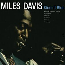 Miles Davis - Kind of Blue - Vinyl Record LP (NEW & SEALED)