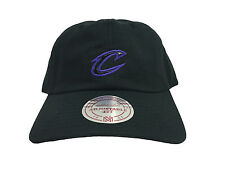 differently a121a 00442 CLEVELAND CAVALIERS NBA 96 SLOUCH Mitchell   Ness Strapback Hat