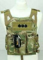 TMC Tatical Airsoft Equipment Chest Plate Carrier-Pouches-Shirt-Pants UK SELLER