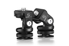 SUNWAYFOTO Hot Cold Shoe Mini Camera Tilt Head HB02 HB-02 Canon, Nikon Fuji etc