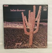 INDIAN SUMMER - 1971 LP UK 1st Press RCA Neon Records