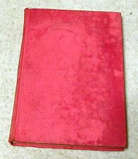 1946 Dangerous Grounds by Francis Sill Wickware - Hard Felt Cover - 1st Early Ed