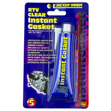 CLEAR INSTANT GASKET & SEALANT 50g RTV - REPLACES CONVENTIONAL GASKETS