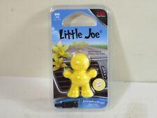 Little Joe 96402 Vanilla Scent, Car Air Freshener, Clips to A/C Air Vent,