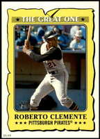 Roberto Clemente 2021 Topps Heritage 5x7 The Great One #GO-3 /49 Pirates