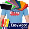 "SISER EasyWeed Heat Transfer Vinyl 12"" x 5 Feet HTV T shirt /Textiles 12""x 60"""