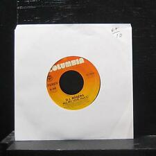 "D. J. Rogers - All My Love 7"" Vinyl 45 VG+ Stereo 1978 USA Columbia 3-10836"