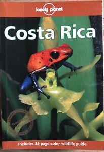 Reiseführer COSTA RICA Lonely Planet