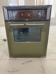 Vintage Frigidaire Built-in Oven (1974)(green) - Good Condition