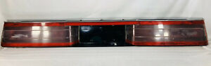 CADILLAC ALLANTE REAR TAIL LIGHTS LICENSE PLATE HOUSING TRIM TAILLIGHTS 89-92