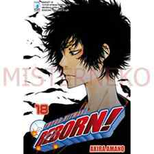 Manga - Tutor Hitman Reborn 18 - Star Comics