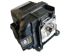 azurano Ersatzlampe für EPSON EB-X27 ELPLP88, V13H010L88 Beamerlampe mit Gehäuse