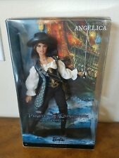 Pirates of the Caribbean Angelica Barbie