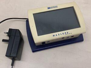 Maxlupe Color Video Magnifier Reinecker