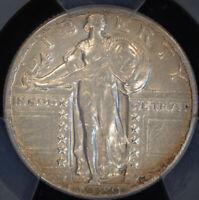 1929 Standing Liberty Quarter, PCGS AU Details, Silver, Free Shipping, C4723