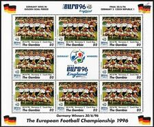 Football Mint Never Hinged/MNH Gambian Stamps (1965-Now)