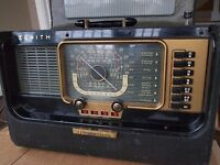 From leica collector: Vintage Zenith tube Trans-Oceanic H500, Royalty of radios