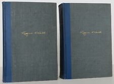 EUGENE O'NEILL The Complete Works of Eugene O'Neill SIGNED LIMITED EDITION SET