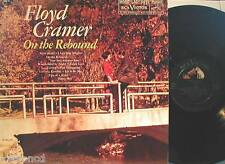 FLOYD CRAMER On The Rebound - Class Of 65 TWO RCA MONO USED LP RECORD LOT