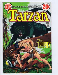 Tarzan #218 DC 1973