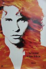 The Doors Original Double Sided Movie Poster B Val Kilmer Meg Ryan Maclachlan