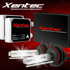 XENTEC 55W HID Xenon Headlight Conversion Kit 9005 9006 9007 H1 H3 H4 H7 H13