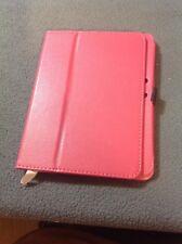 """Tablet Case Pink 7 3/4"""" x 5 3/8"""" tablet holder"""