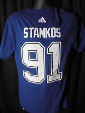 Tampa Bay Lightning Stamkos #91 Mens Adidas Tee Shirt