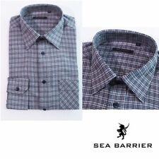 Camicia Uomo SEA BARRIER Fassa Felpato Leggero Manica Lunga 13986