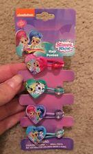 Nickelodeon Shimmer & Shine Hair Ponies