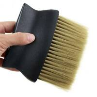 Hair Cutting Salon Stylist Barber Hairdressing Neck Face Duster Brush Clean