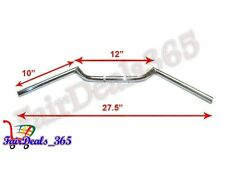 7/8 INCHES CHROME CAFE RACER HANDLEBAR FOR ROYAL ENFIELD MOTERCYCLE