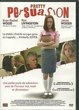 DVD - PRETTY PERSUASION avec EVAN RACHEL WOOD, RON LIVINGSTON / COMME NEUF