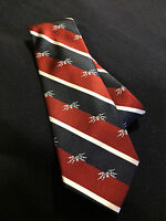 RAF Fist and Sparks Tie