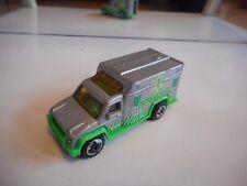 Matchbox Ambulance in Grey