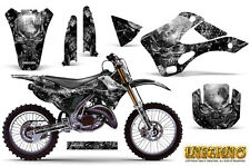 KAWASAKI KX125 KX250 99-02 GRAPHICS KIT CREATORX DECALS INFERNO SNP