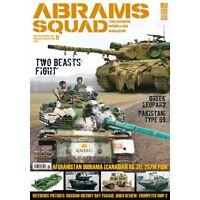 Abrams Squad Magazine - Issue 11 (Pla Editions) English Version