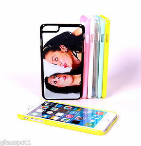 PERSONALISED CUSTOM PHOTO & TEXT PRINTED phone case cover iPhone 6 PLUS