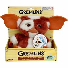 Neca GREMLINS Dancing Gizmo Plush Doll (New)
