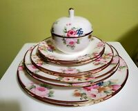 Mikasa Rosemead Bone China Dinnerware set 9 pieces